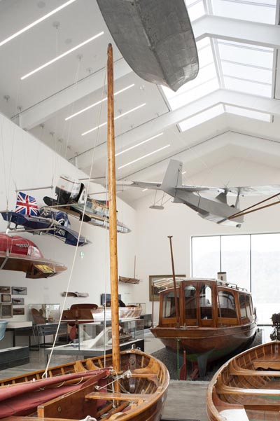 Windermere Jetty Museum opens