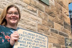 James Watt artefacts unveiled at exhibition