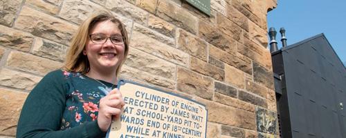 James Watt artefacts unveiled at exhibition