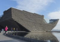 V&A Dundee visitor numbers hit half a million