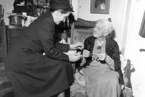 New exhibition on the history of caring for older people