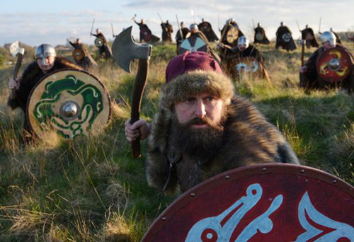 Outdoor theatre spectacular remembers the Vikings