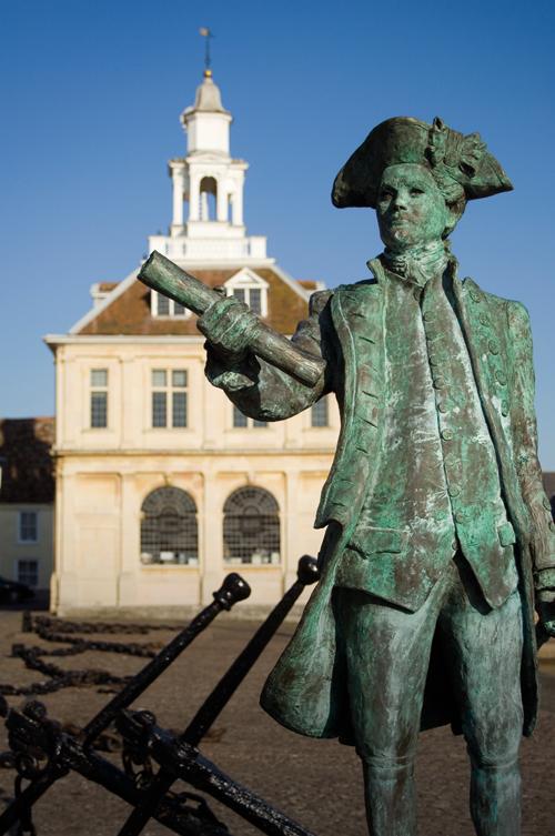 A trip through Norfolk's history
