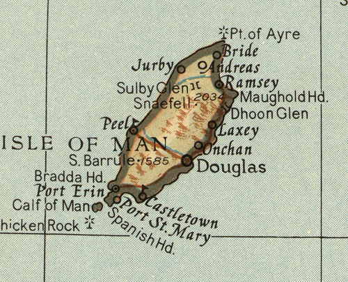 Tracing your Isle of Man ancestors
