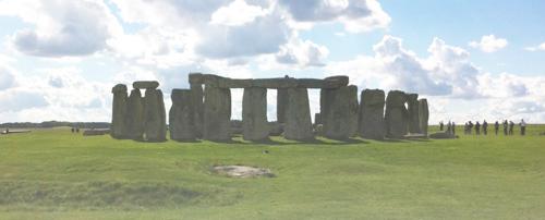 Stonehenge renewed