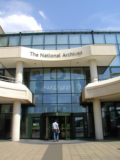 How to get the best from The National Archives