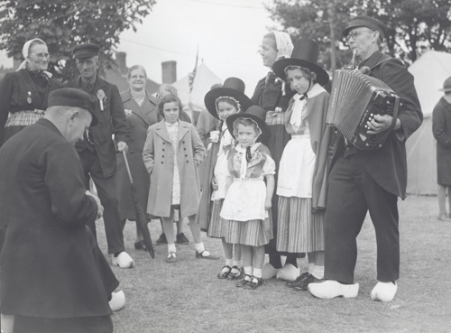 Lottery supports creation of Eisteddfod archive