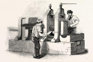 The history of penmaking around Britain