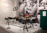 Exhibition explores changing roles of women in the army