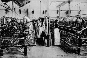 Major new exhibition on Belfast's linen industry